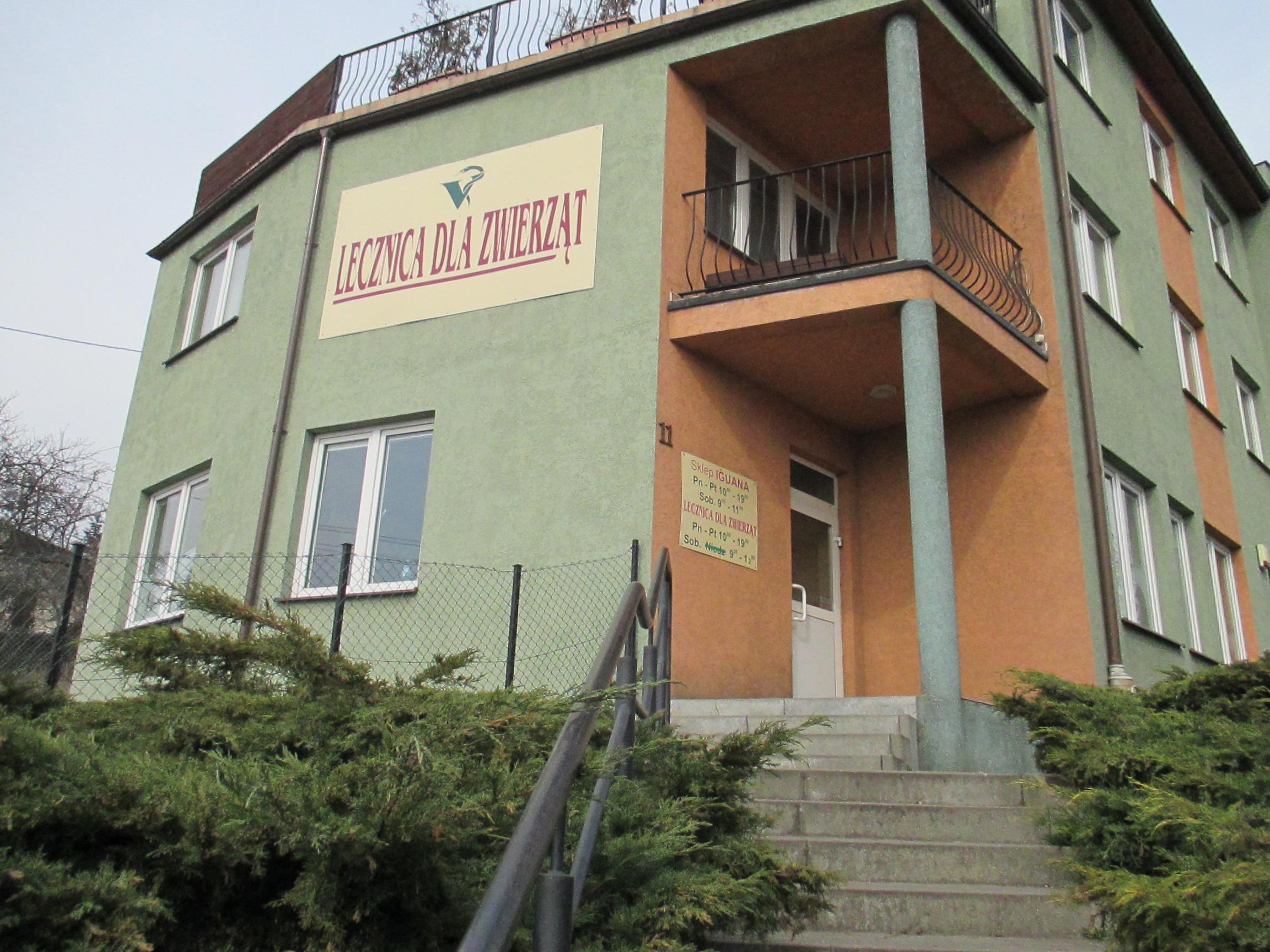 Klinika Dla Zwierząt Sc Klinika Dla Zwierząt W Gdyni